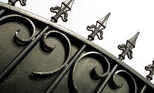 železné kovy